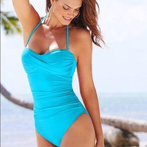 La Blanc One Piece Bathing Suit